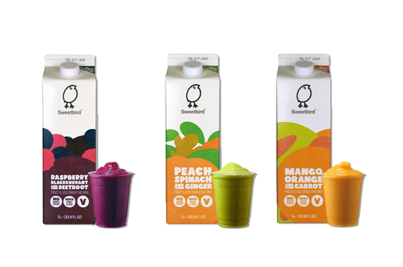 Sweetbird Fruit Smoothies